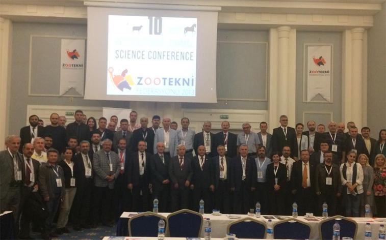 10.Uluslararası Zootekni Bilim Kongresi Antalya'da başladı