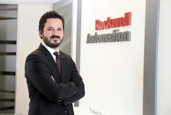 Rockwell Automation Türkiye'de üst düzey atama