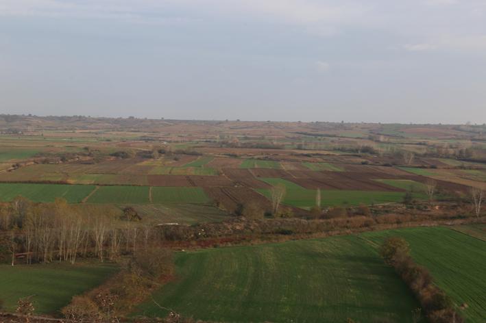 """8 bin yıllık tarım alanını """"Kömür Etme"""""""