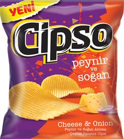 Cipso'nun yeni ürünü: Peynir & Soğan