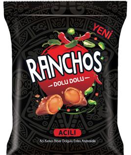 Şölen'den tuzlu atıştırmalık: Ranchos