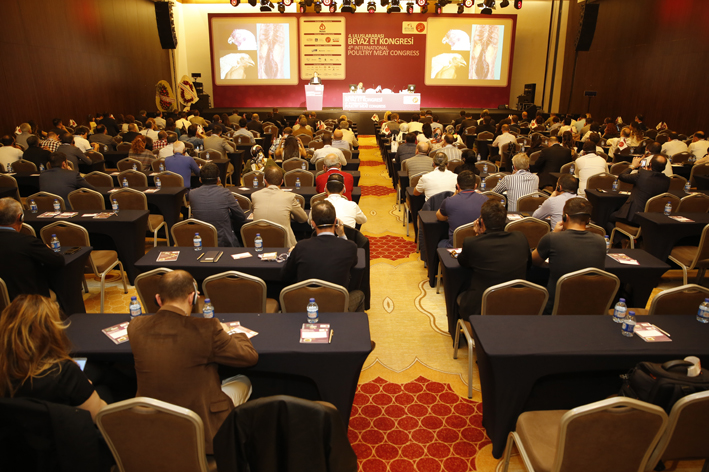 Bilim insanları, Uluslararası Beyaz Et Kongresi'nde