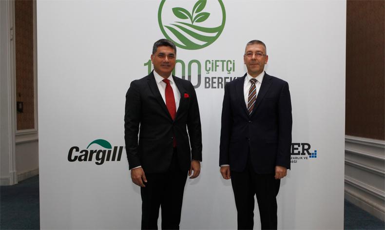 """""""1000 Çiftçi 1000 Bereket"""" hayata geçiyor"""