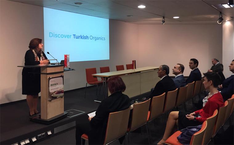 Türk organik sektörü üç koldan tanıtım atağına kalktı