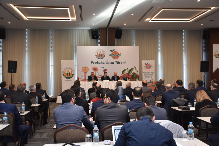 MEYED-Tarım Kredi Kooperatifleri işbirliği yaptı