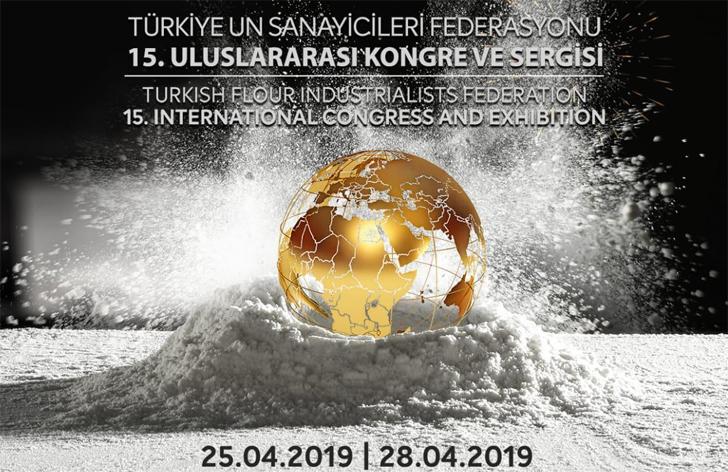 Un sektörünün kalbi 15. kez Antalya'da atacak