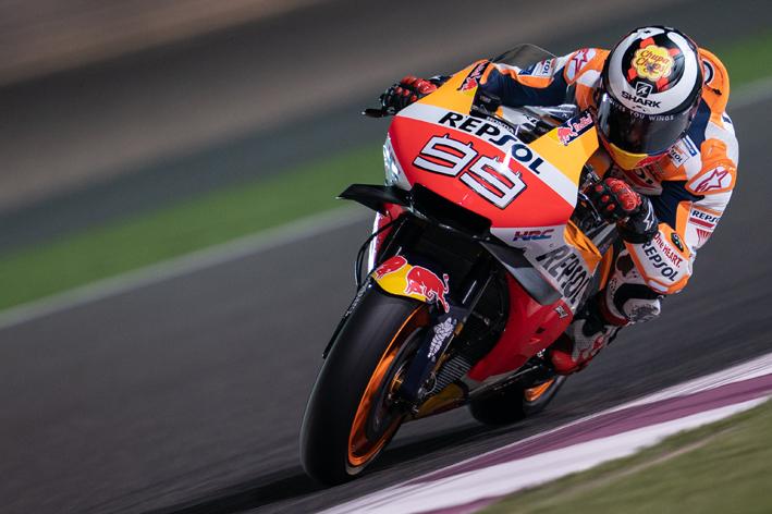 Chupa Chups, MotoGP'de Jorge Lorenzo'nun yanında