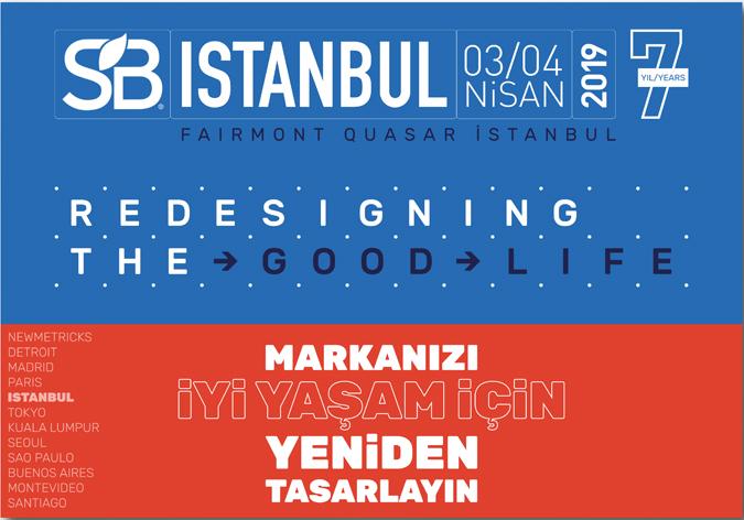 SB'19 Istanbul Konferansı 7. yılında