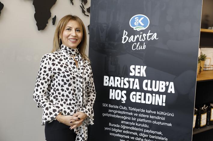 SEK Barista Club hayata geçti