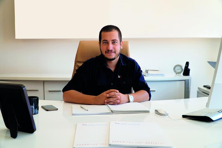 """Teknozon Genel Koordinatörü A. Erdem Beyli: """"Yeni pazarlarla ihracatımızı artıracağız"""""""
