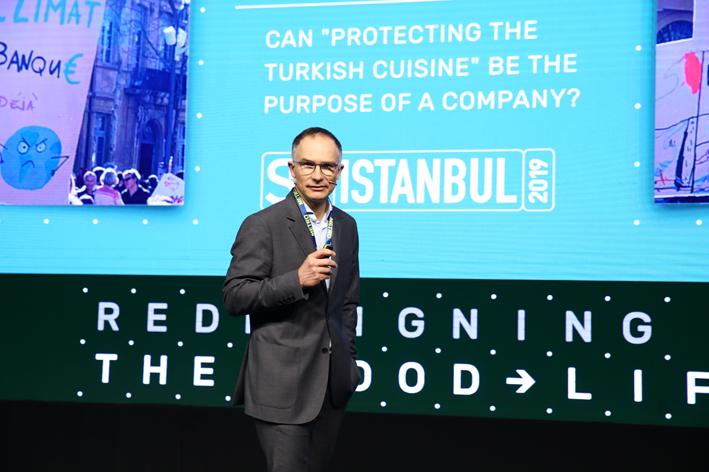 Metro Türkiye Sustainable Brands İstanbul'a katıldı