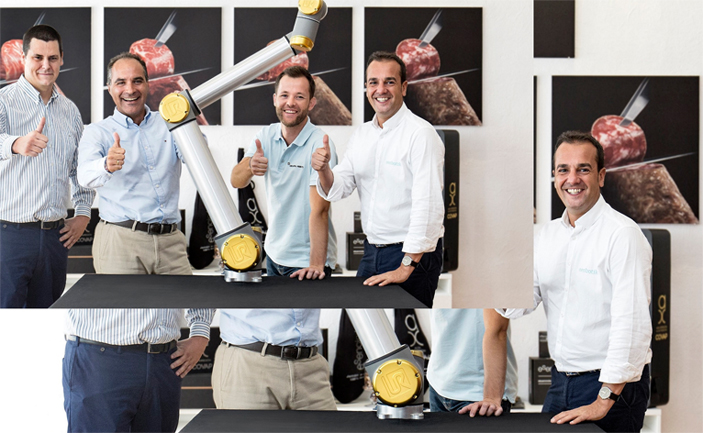 İspanyol COVAP, Universal Robots'u seçti
