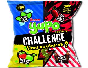 Yupo Challenge'da oyun ve şekerleme bir arada