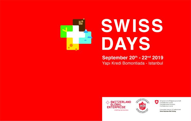 Swiss Days 2019 İstanbul'da ilk kez yapılacak