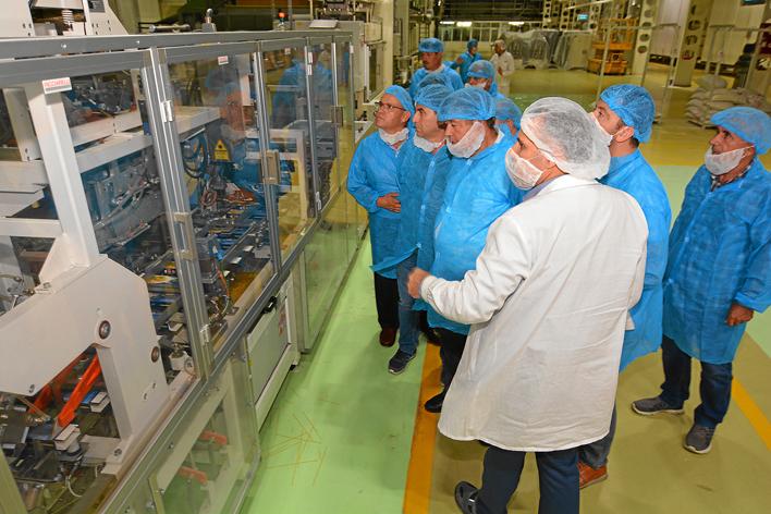 Barilla, Bolu fabrikasında Trakya'daki üreticilerini ağırladı