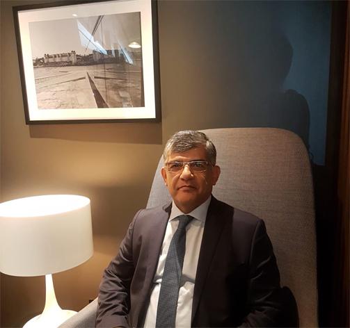 Naci Şahin 2. kez Eurovent Başkanı