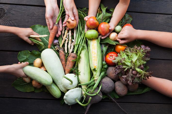 Sürdürülebilir beslenme yolları