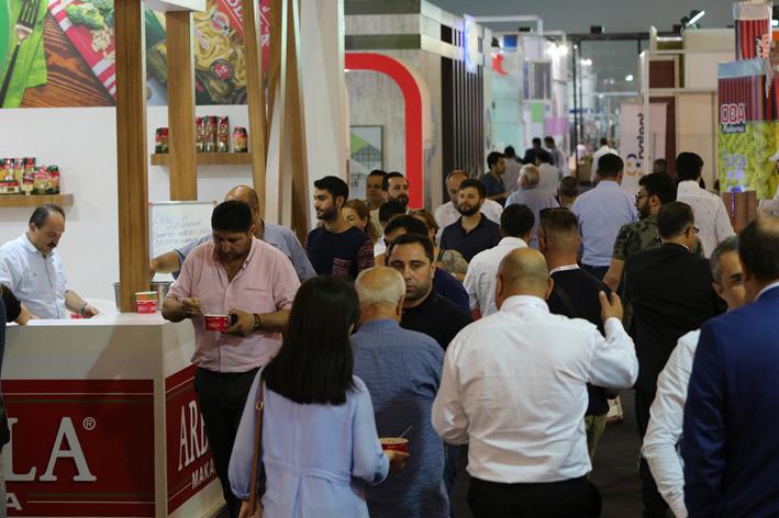 Gıda sektörü CNR Food İstanbul'da buluşuyor