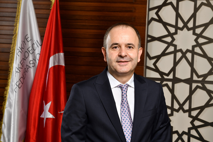 Türkiye Perakendeciler Federasyonu'na yeni başkan