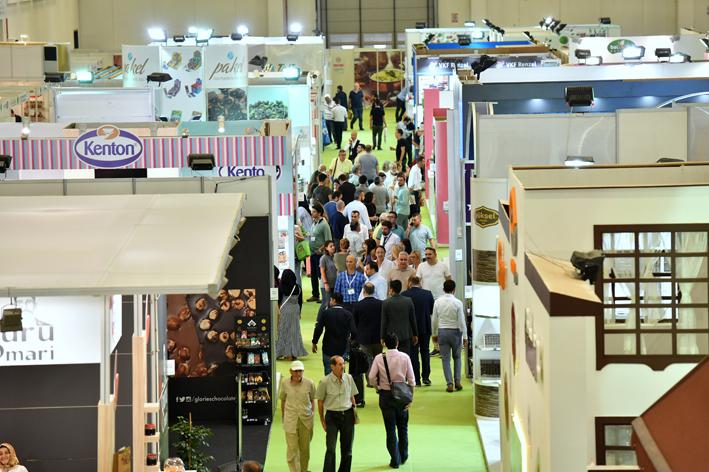 Gıda ve gastronomi sektörü WorldFood İstanbul'da buluşuyor