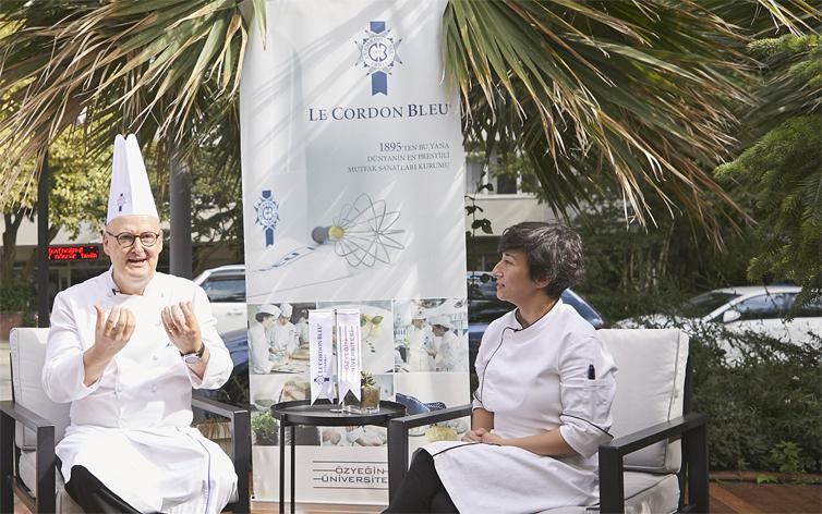 """""""Le Cordon Bleu Çay Saati Sohbetleri"""" devam ediyor"""