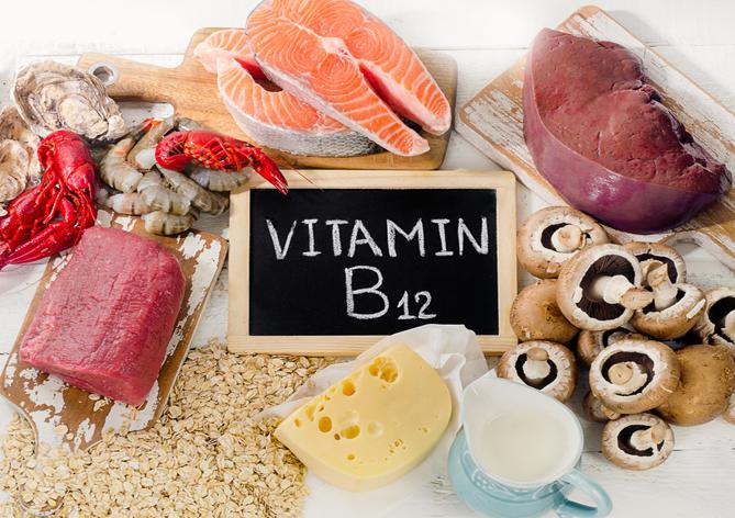 Sağlıklı bir hayat için B12 tüketimi şart