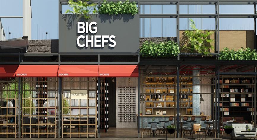 BigChefs Avrupa'daki ilk şubesini Frankfurt'ta açtı