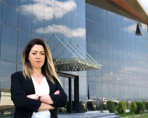 """Reta Mühendislik Dış Ticaret Müdürü Selin Yükselir Karabin:""""2019'u öngörümüzün üzerinde ciro ile kapatacağız"""""""
