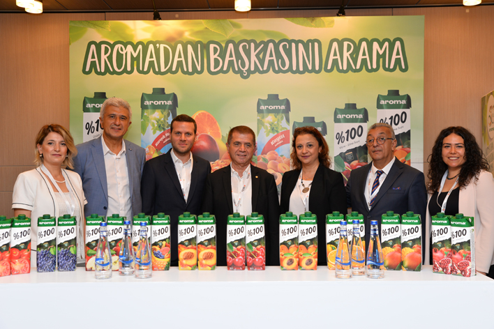 Aroma, 10. Juiceful İstanbul Summit'e katıldı