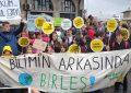 Türkiye ve tüm dünya iklim için haykırdı
