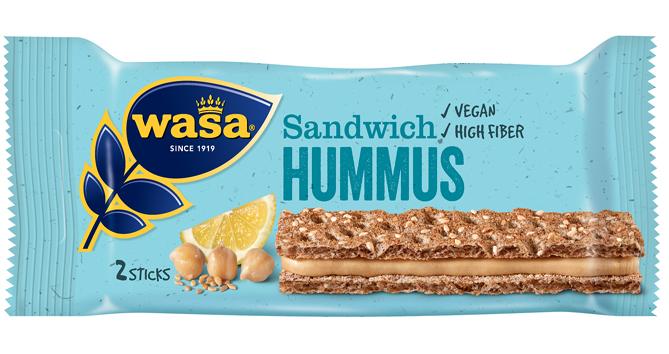 Wasa'dan vegan glutensiz gevrek ekmek