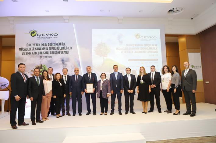 ÇEVKO, İklim Değişikliğiyle Mücadele Konferansı düzenledi