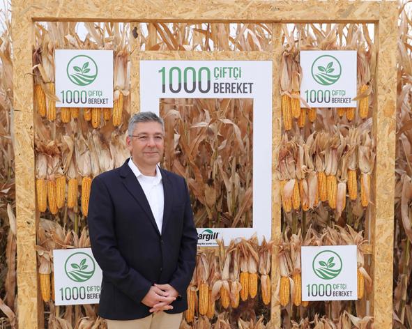 """Cargill """"1000 Çiftçi 1000 Bereket"""" projesinin ilk dönemini tamamladı"""