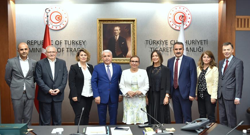 Zeytin ve Zeytinyağı ihracatçıları desteklerin artırılmasını istedi