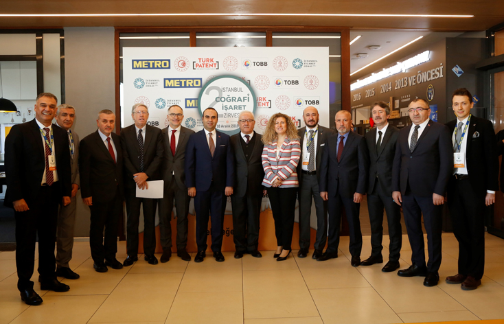 Metro Türkiye 2.İstanbul Coğrafi İşaret Zirvesi'ne ev sahipliği yaptı