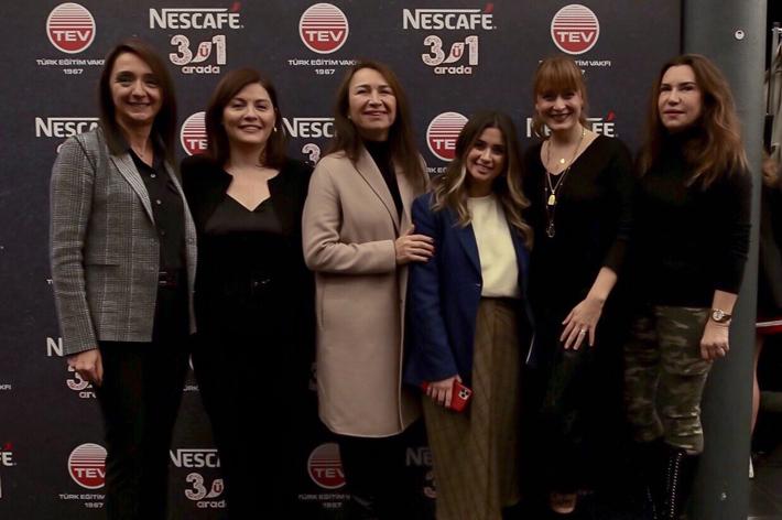 Nescafé, Türk Eğitim Vakfı işbirliğiyle gençlerin yanında
