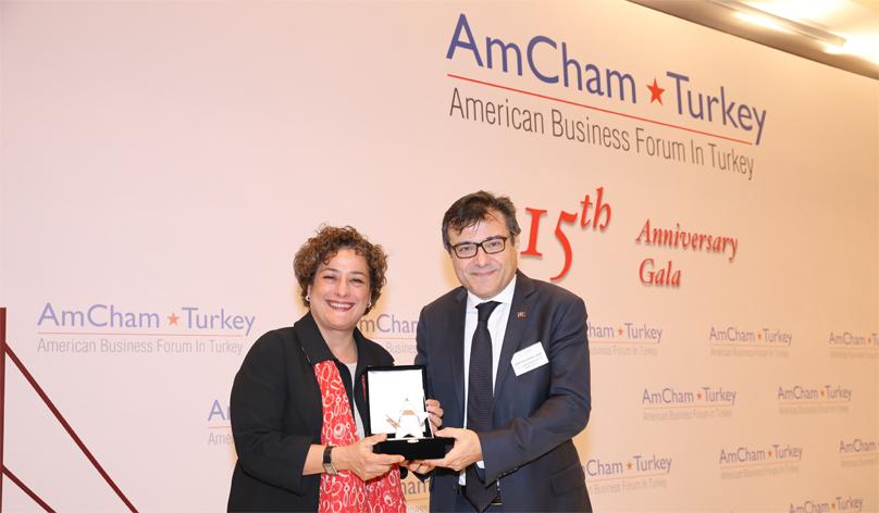 PepsiCo Türkiye'nin Manisa yatırımı ödül aldı