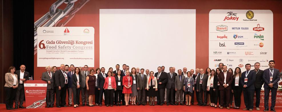 Gıda güvenliği için uluslararası büyük buluşma