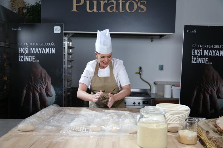Puratos, Türkiye'de ekşi maya üretimine başlıyor