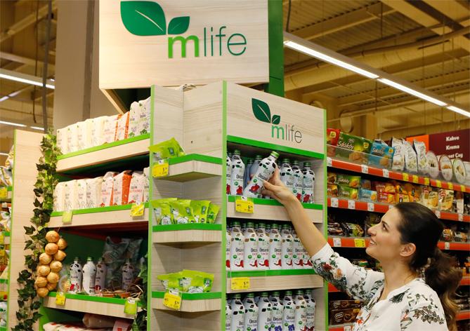 Migros'un M Life markasına büyük ödül