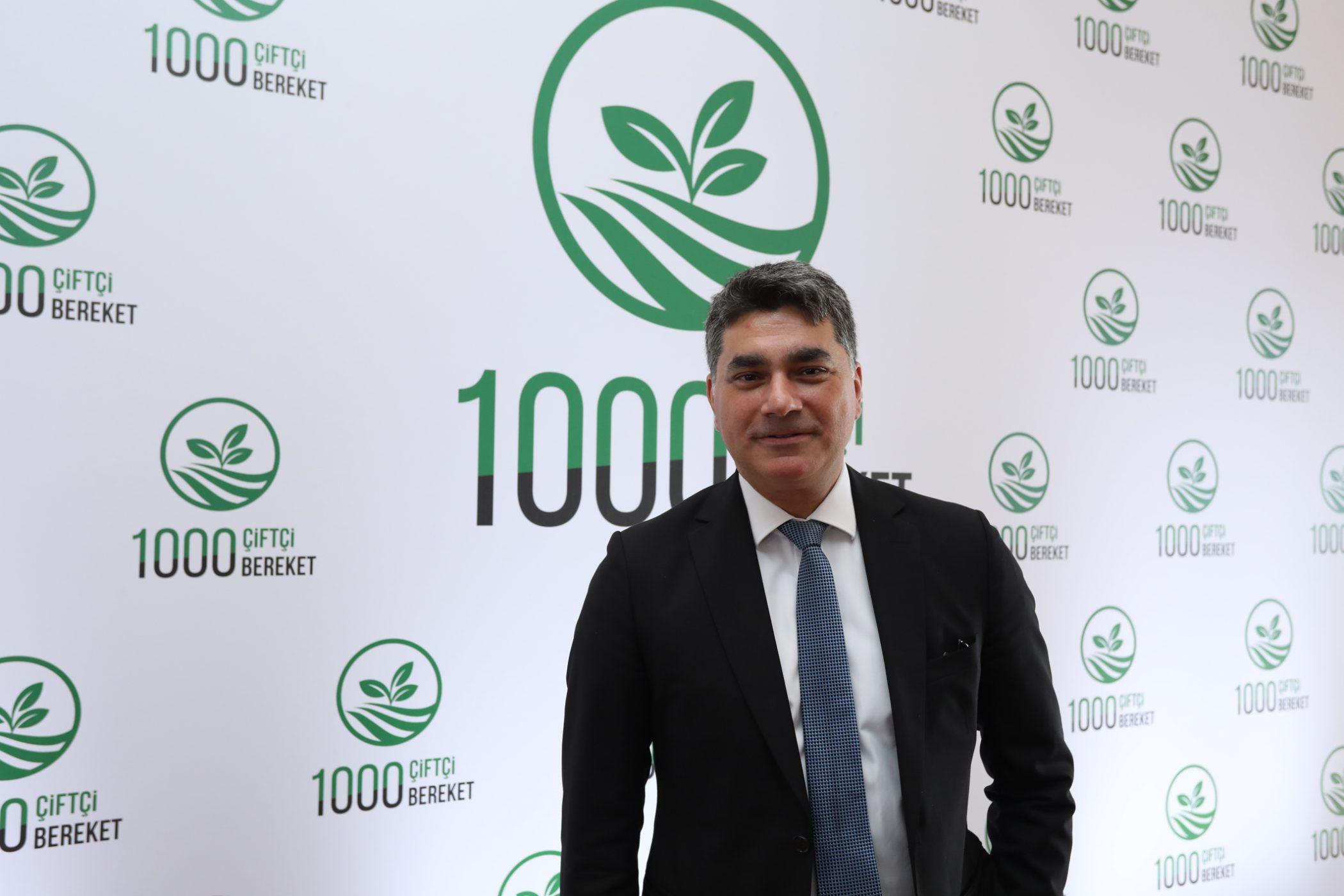 """Cargill'in """"1000 Çiftçi 1000 Bereket"""" Programı verimi artırıyor"""