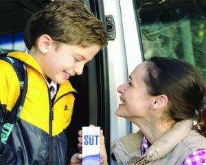Beslenme çantasından sütü eksik etmeyin