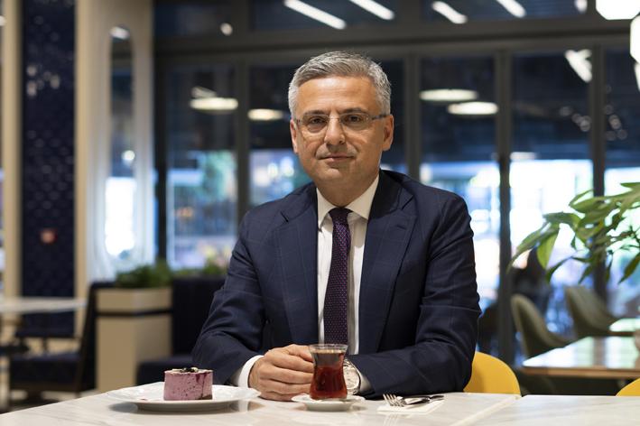 """Özsüt Genel Müdürü Latif Aral:""""Unlu_Özsüt ile hızlı bir büyüme planlıyoruz"""""""
