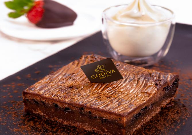 Godiva'dan yeni bir lezzet: Tourbillon Kek