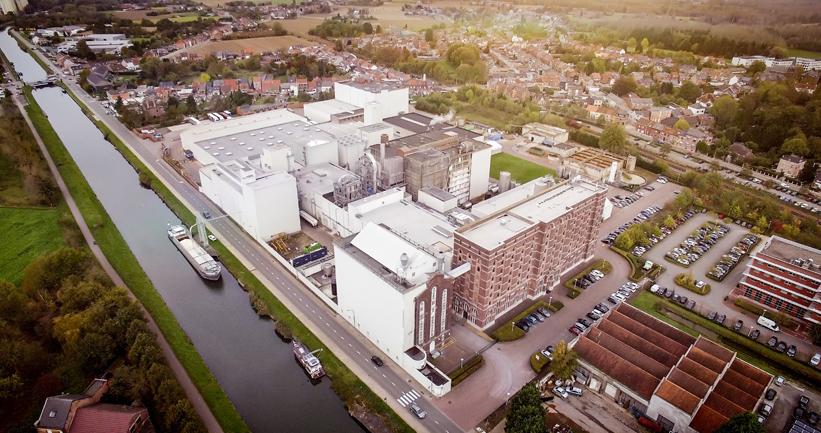 BENEO'nun Belçika'daki üretim tesisinin kapasitesi % 50 artacak