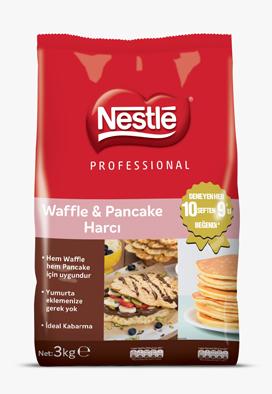Nestlé Professional Waffle & Pancake Harcı