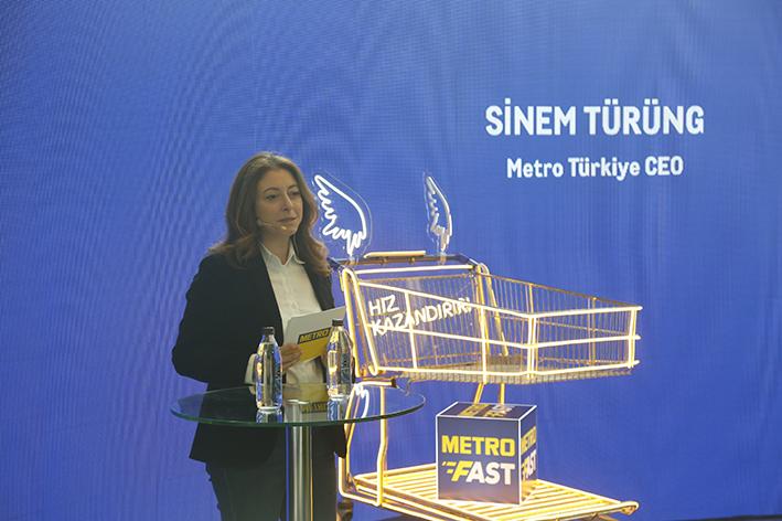 """Metro Türkiye'den """"Metro Fast"""" deneyimi"""