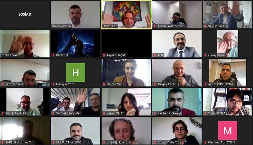 """SOSİAD, """"Soğuk Depolarda Yangın Önlemleri"""" webinarı düzenledi"""
