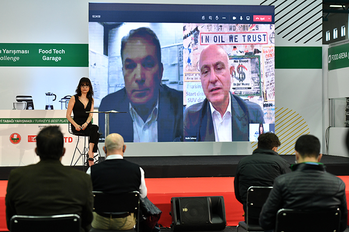 """ETÜDER Başkanı Melih Şahinöz: """"Rekabet gücümüzü geliştirecek dikey tarımda uzmanlaşmalıyız"""""""