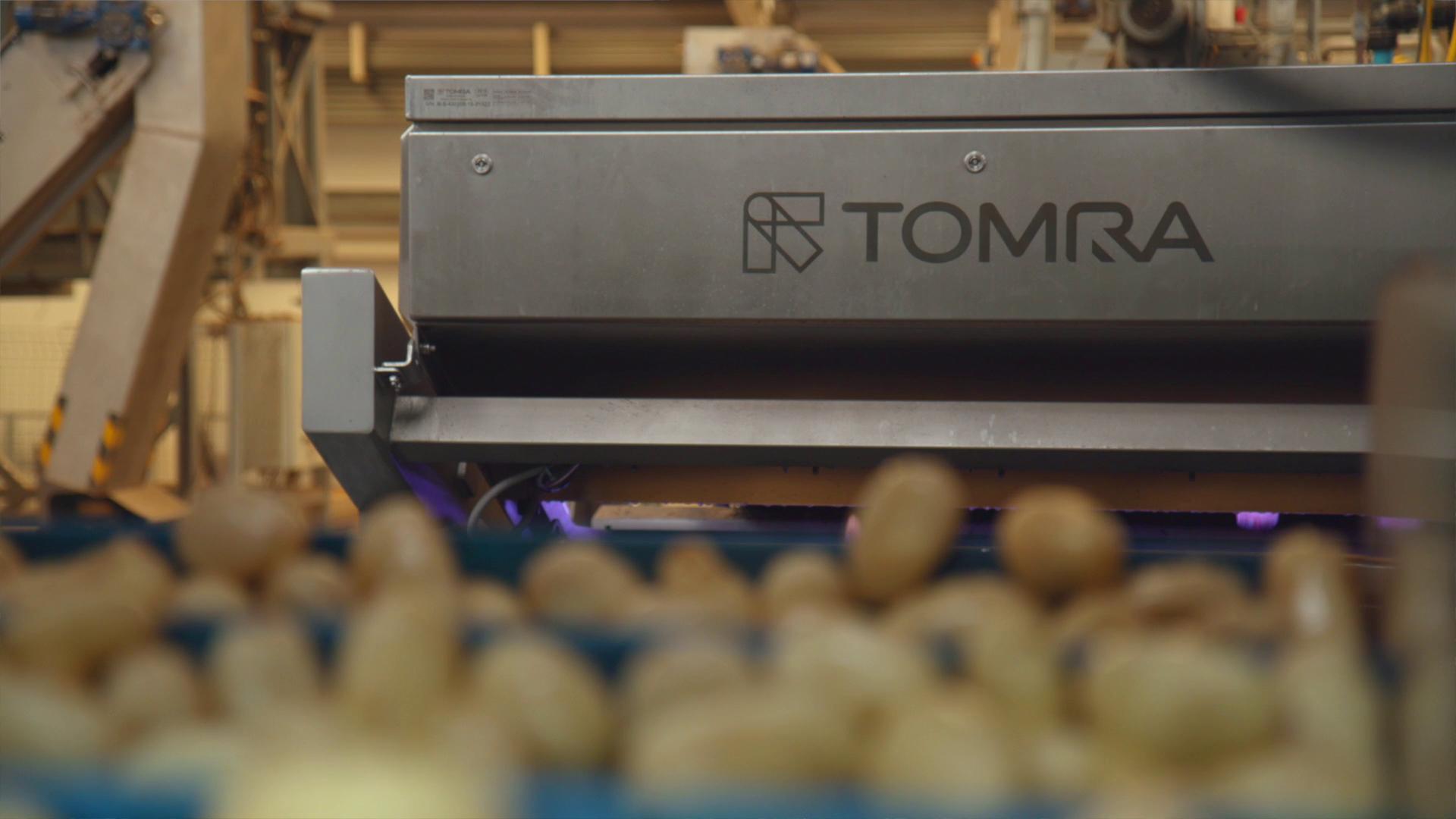 Endüstri 4.0 veri platformu Tomra Insight, gıda endüstrisinin hizmetinde